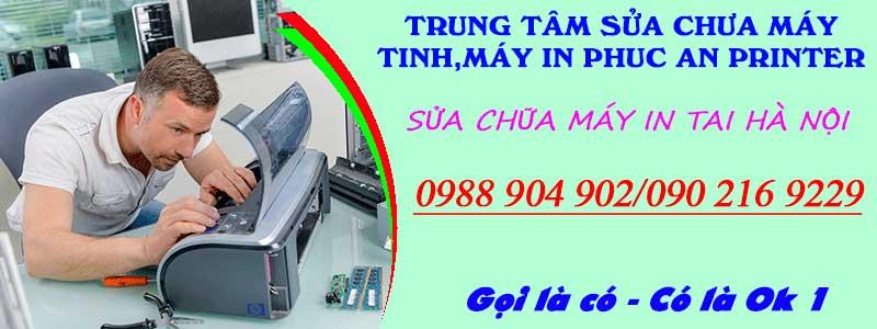 Dịch vụ sửa máy in tại Hoàng Mai
